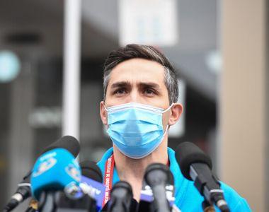 """Coordonatorul campaniei naţionale de vaccinare, Valeriu Gheorghiţă: """"La 1 septembrie,..."""