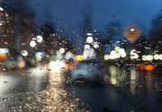 Anunț ANM: Precipitaţii, polei şi vânt în toată ţara de la ora 16:00