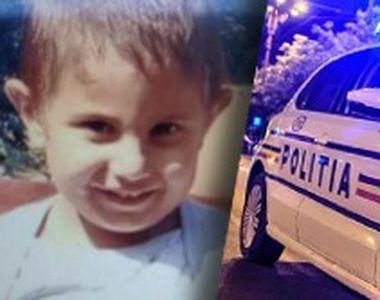 Video| Căutări dramatice pentru un copil de doi ani. A fost găsit sub frunze