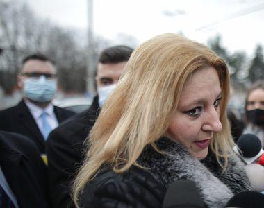 """VIDEO - Diana Șoșoacă, scandal monstru la Spitalul Sf. Pantelimon din Capitală: """"Unde..."""