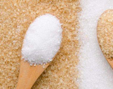 VIDEO -Putem consuma zahăr,dar mare atenție de care, spun specialiștii
