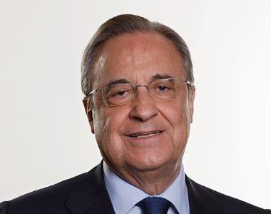 Preşedintele clubului Real Madrid, testat pozitiv cu COVID-19