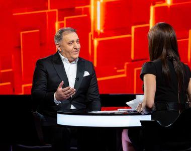 """Vali Vijelie, în interviul din această seară, de la """"40 de întrebări cu Denise Rifai"""":..."""