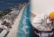 VIDEO-Vacanța în Cancun s-a transformat în coșmar pentru 100 de români