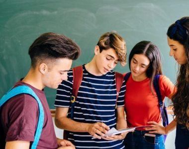 Categoriile de elevi, din București, care fac cursuri exclusiv online. Anunțul oficial