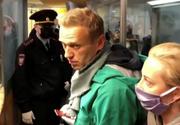 Rusia - Arestări în masă după condamnarea lui Navalnîi