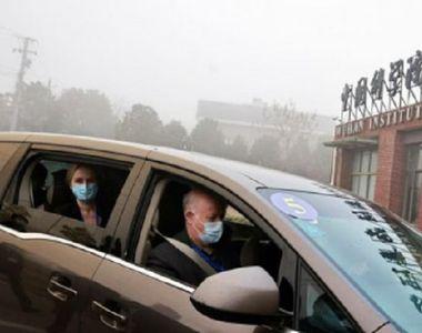 Echipa de anchetă OMS, ultimele descoperiri din Wuhan