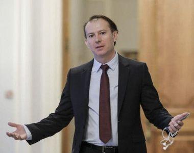 """Florin Cîţu: """"Astăzi, înaintea şedinţei de Guvern, a fost aprobată hotărârea CNSU prin..."""