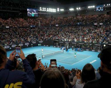 Alertă la Australian Open. Sute de sportivi se află în izolare din cauza virusului...