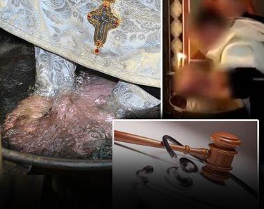 VIDEO-Medicii legiști au dat verdictul:bebelușul Iustin a murit înecat