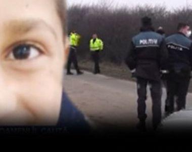 Copilul de 7 ani dispărut în Arad, căutat în continuare, cu sprijin de la București