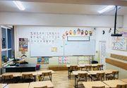 Care sunt regulile impuse de Ministerul Educației la redeschiderea școlilor. Orele se țin cu ușile deschise, masca purtată permanent