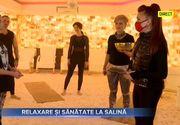 VIDEO - Relaxare și sănătate la salină