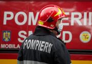 Alertă de incendiu în Brașov! Un om a murit şi 50 de persoane au fost evacuate