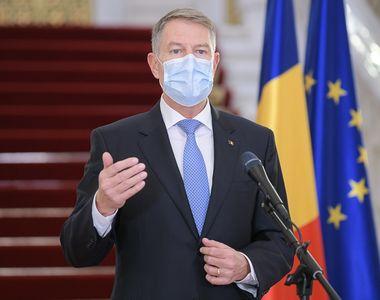 Klaus Iohannis a făcut al doilea vaccin anti-COVID-19 - FOTO