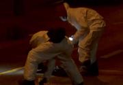 VIDEO | Atac salbatic, criminal în libertate