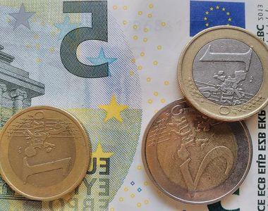 Curs valutar BNR, azi 8 februarie. Moneda euro se îndepărtează ușor de pragul critic