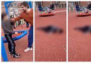 """ȘOCANT. Copilul trântit de pământ la locul de joacă are """"un traumatism cranian grav"""""""