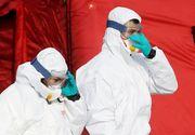"""Bilanț coronavirus, luni 8 februarie. Un alt județ a reintrat în """"zona roșie"""""""