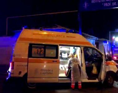 """Alte două victime după incendiul de la """"Matei Balș"""". Bilanțul se ridică la 17..."""