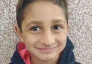 Căutările în cazul copilului de 7 ani dispărut au fost oprite. Autoritățile continuă cercetările