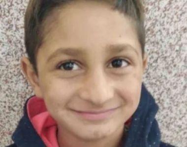 Căutările în cazul copilului de 7 ani dispărut au fost oprite. Autoritățile continuă...
