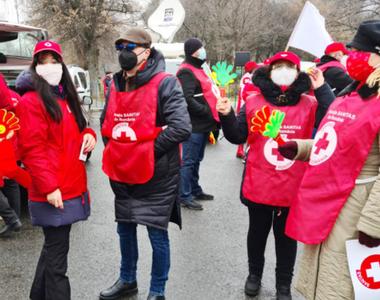 Proteste ale sindicaliștilor din cauza reducerii sporurilor
