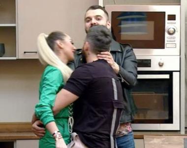 """Noi cupluri la """"Puterea dragostei""""! Cu cine s-a sărutat Romeo"""