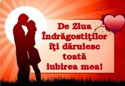 Mesaje de Ziua Îndrăgostiților 2021: Urări și mesaje de dragoste pentru iubit/ iubită și soț/ soție de 14 februarie