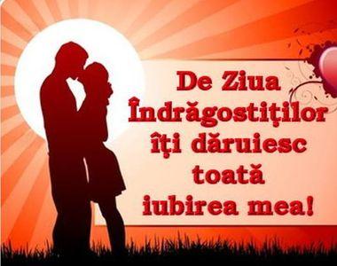 Mesaje de Ziua Îndrăgostiților 2021: Urări și mesaje de dragoste pentru iubit/ iubită...
