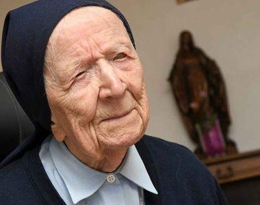 Cea mai vârstnică persoană din Europa, vindecată de coronavirus