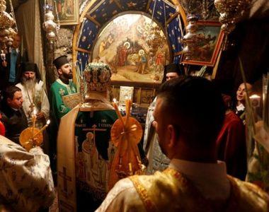 Sărbătoare mare azi pentru toți ortodocșii. Ce nu ai voie să faci în această zi