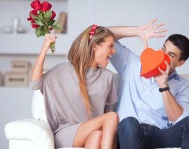 VIDEO - Unii îndrăgostiți își fac declarații de iubire, alții merg la psiholog