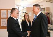 Ce se va întâmpla cu școlile din România. Întâlnire de ultima oră între Klaus Iohannis și Sorin Cîmpeanu