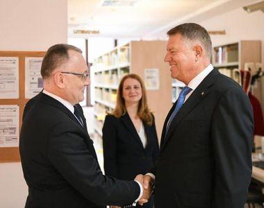 Ce se va întâmpla cu școlile din România. Întâlnire de ultima oră între Klaus Iohannis...