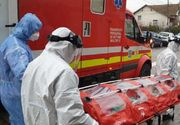 Bilanțul dezastruos al zilei: 2.644 de cazuri noi de COVID-19, în ultimele 24 de ore. S-au înregistrat și 65 de decese