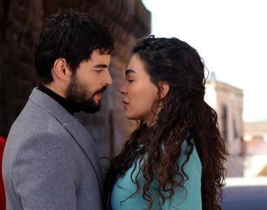 Cine este marea dragoste a frumoasei Ebru Șahin, Reyyan, din îndrăgitul serial...
