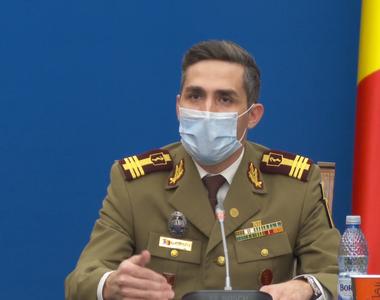 Valeriu Gheorghiţă: Din 1 martie, echipe mobile ar putea vaccina anti-COVID cadrele...