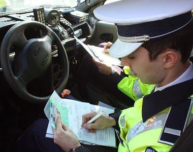 Ce amendă primești dacă circuli cu permisul auto expirat?