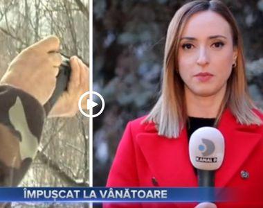 VIDEO - Împușcat mortal la vânătoare de un tânăr de 30 de ani