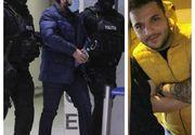 VIDEO - Fiul cunoscutului interlop, Sile Cămătaru, dus în arest