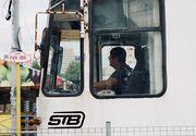 Înspăimântător: Un bărbat a murit în tramvaiul 21 din București