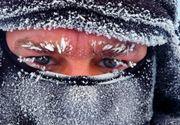 Meteo - Cum va fi vremea în țară. Ger cumplit peste România