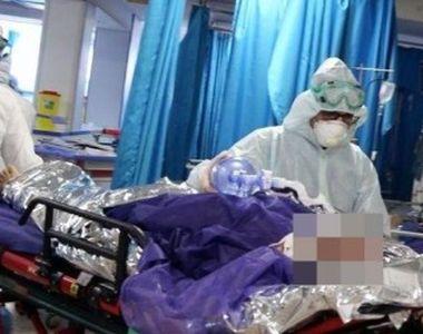 Bărbatul cu arsuri grave transferat în Belgia a murit. Filmul evenimentelor