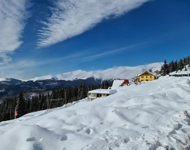 Câți centimetri măsoară stratul de zăpadă la munte, în principalele stațiuni