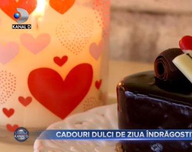 VIDEO - Cadouri dulci de Ziua Îndrăgostiților