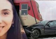 VIDEO - Doi tineri, uciși de Ziua Îndrăgostiților. Trenul i-a lovit necruțător