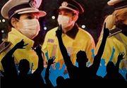 VIDEO - Petreceri private cu zeci și sute de oameni, oprite de poliție
