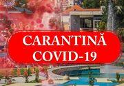 O altă localitate din România intră în carantină totală pentru 14 zile