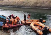 Un autobuz a plonjat într-un canal. Cel puțin 40 de oameni au murit